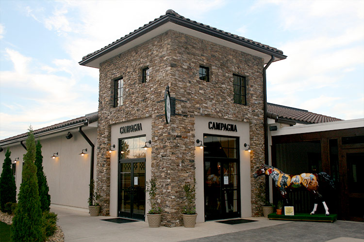 The Campagna Restaurant